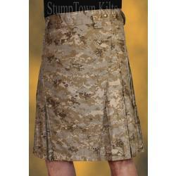 Men's Desert Cotton Ripstop Kilts